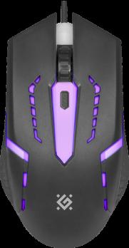 Проводная оптическая мышь Defender Flash MB-600L