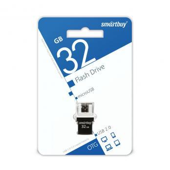 USB2.0 FlashDrives32 Gb Smart Buy  OTG POKO