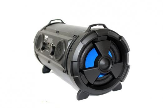 Портативная акустическая система BT Speaker 1602, с подсветкой